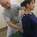 施術の流れ 姿勢評価・動作テスト